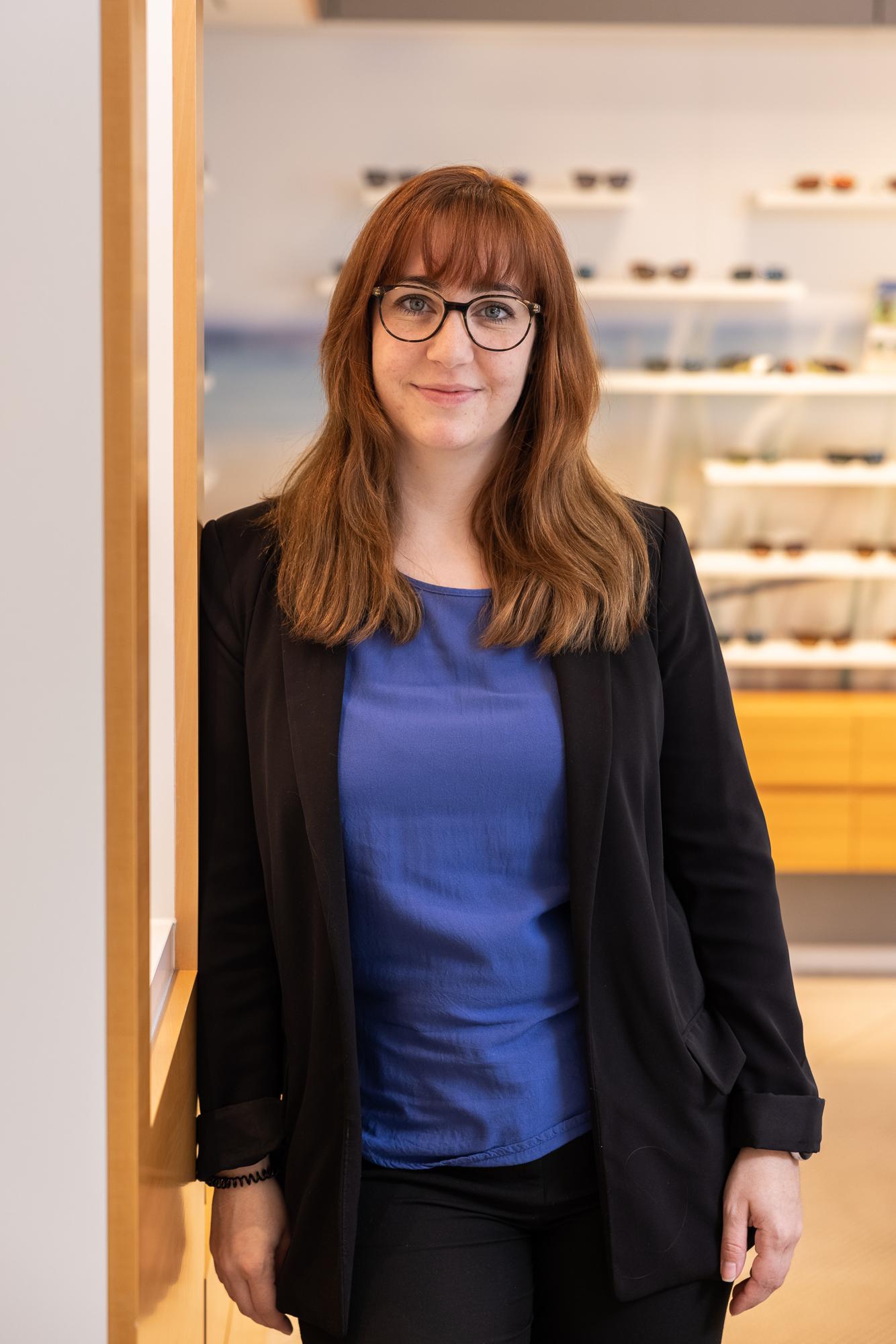Portrait Cécile Metzger
