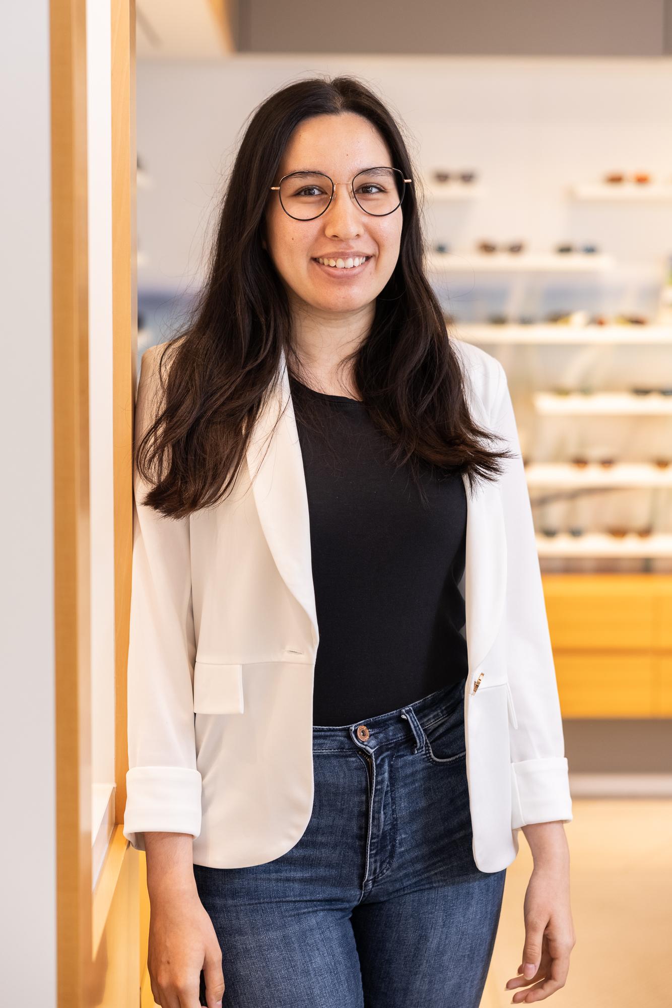 Portrait Tanja Protopapa