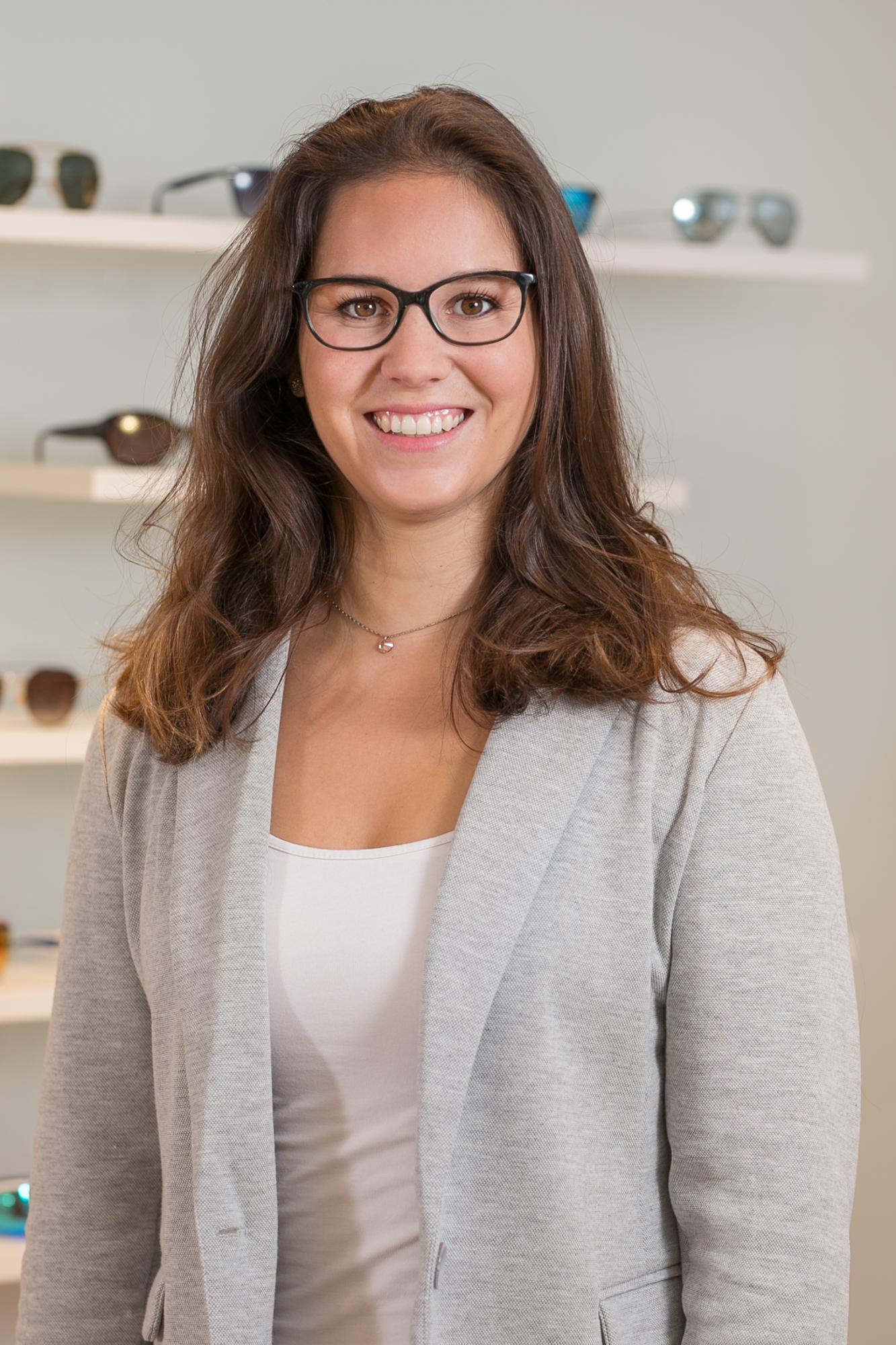 Portrait Nadine Güdel