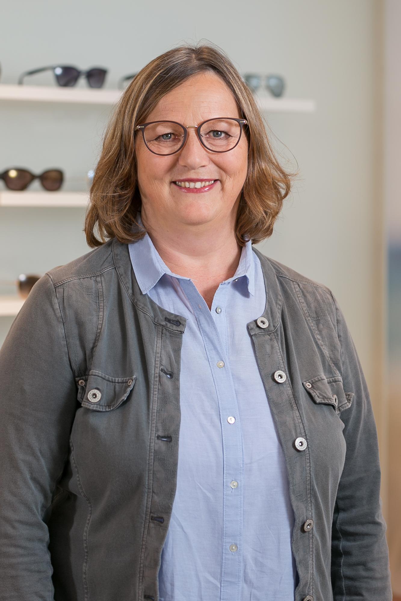 Portrait Claudine Suter