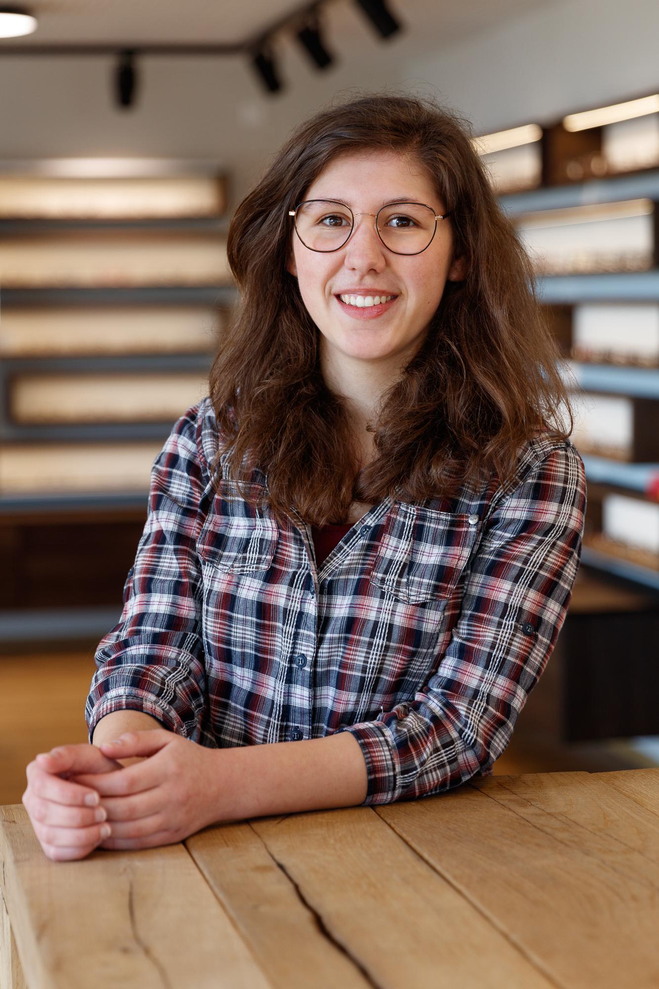 Portrait Dina Wegmann