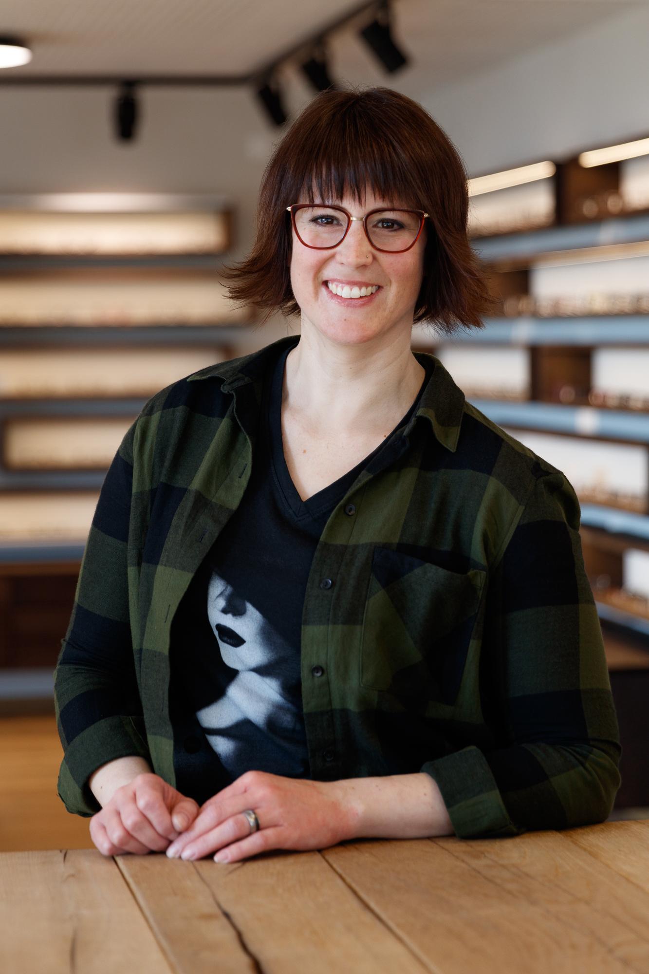 Portrait Andrea  Meier