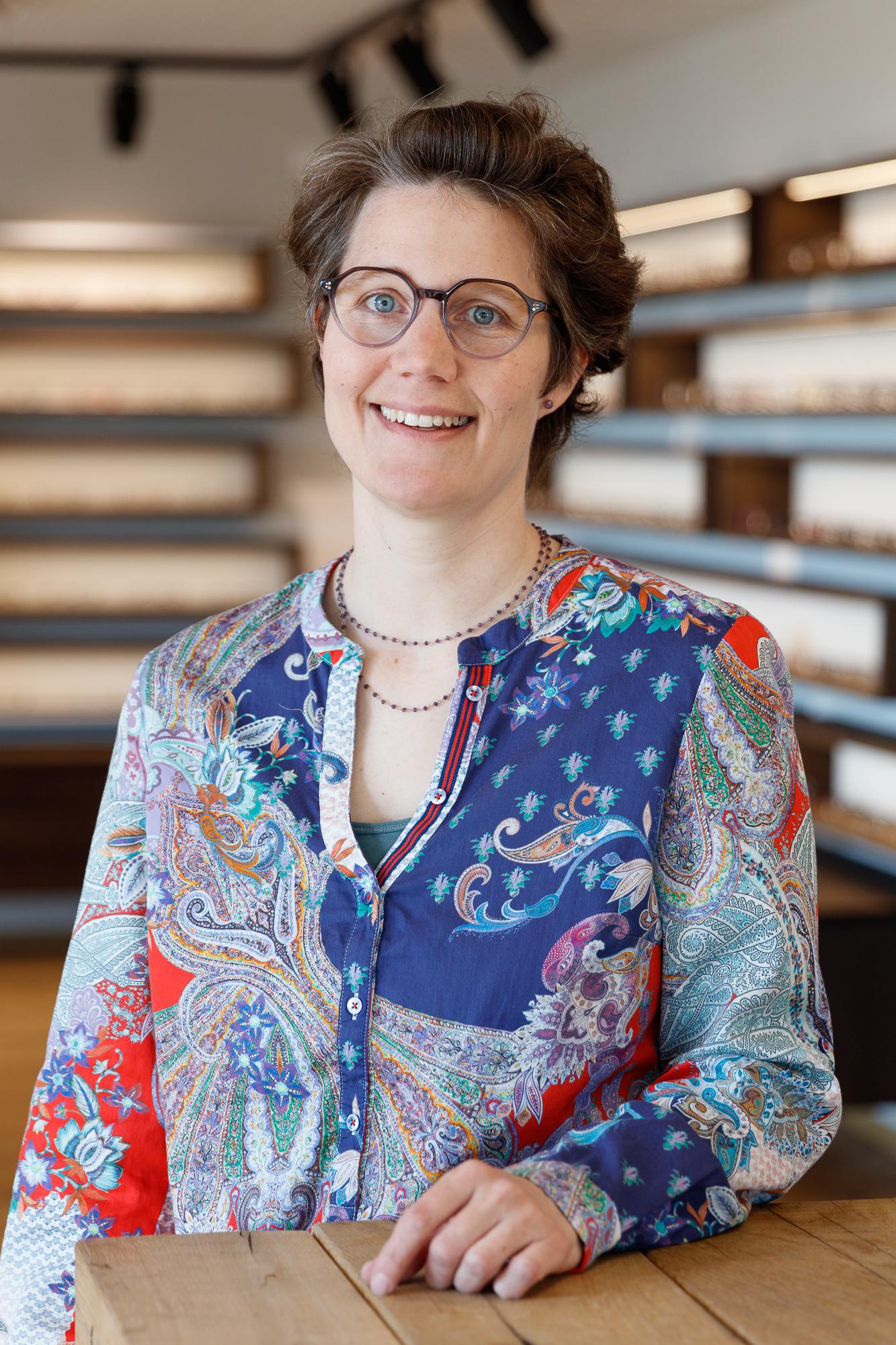 Portrait Michaela Wanner